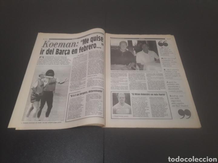 Coleccionismo deportivo: SPORT N° 5226. 28 DE MAYO 1994. - Foto 5 - 256010445