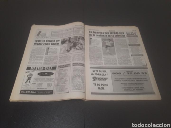 Coleccionismo deportivo: SPORT N° 5226. 28 DE MAYO 1994. - Foto 14 - 256010445