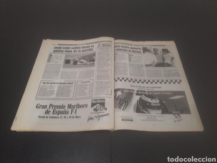 Coleccionismo deportivo: SPORT N° 5226. 28 DE MAYO 1994. - Foto 22 - 256010445