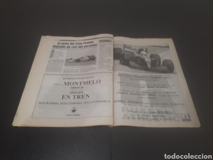 Coleccionismo deportivo: SPORT N° 5226. 28 DE MAYO 1994. - Foto 23 - 256010445