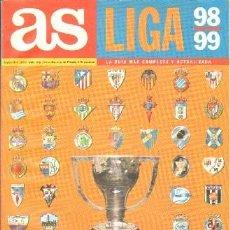 Coleccionismo deportivo: GUIA DE LA LIGA AS. 98-99. A-DEP-833. Lote 256120590