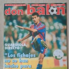 Coleccionismo deportivo: DON BALÓN Nº 1088 - AÑO 1996.. Lote 257433195