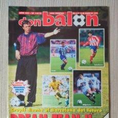 Coleccionismo deportivo: DON BALÓN Nº 1012 - AÑO 1995. POSTER ALBACETE. Lote 257437035