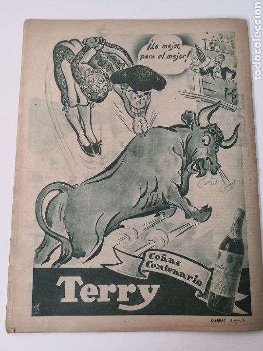 Coleccionismo deportivo: 1949 - DIARIO MARCA, SEMANARIO GRÁFICO DEPORTES N° 339. VALENCIA CAMPEÓN DE COPA - Foto 6 - 257780975