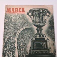 Coleccionismo deportivo: 1949 - DIARIO MARCA, SEMANARIO GRÁFICO DEPORTES N° 339. VALENCIA CAMPEÓN DE COPA. Lote 257780975