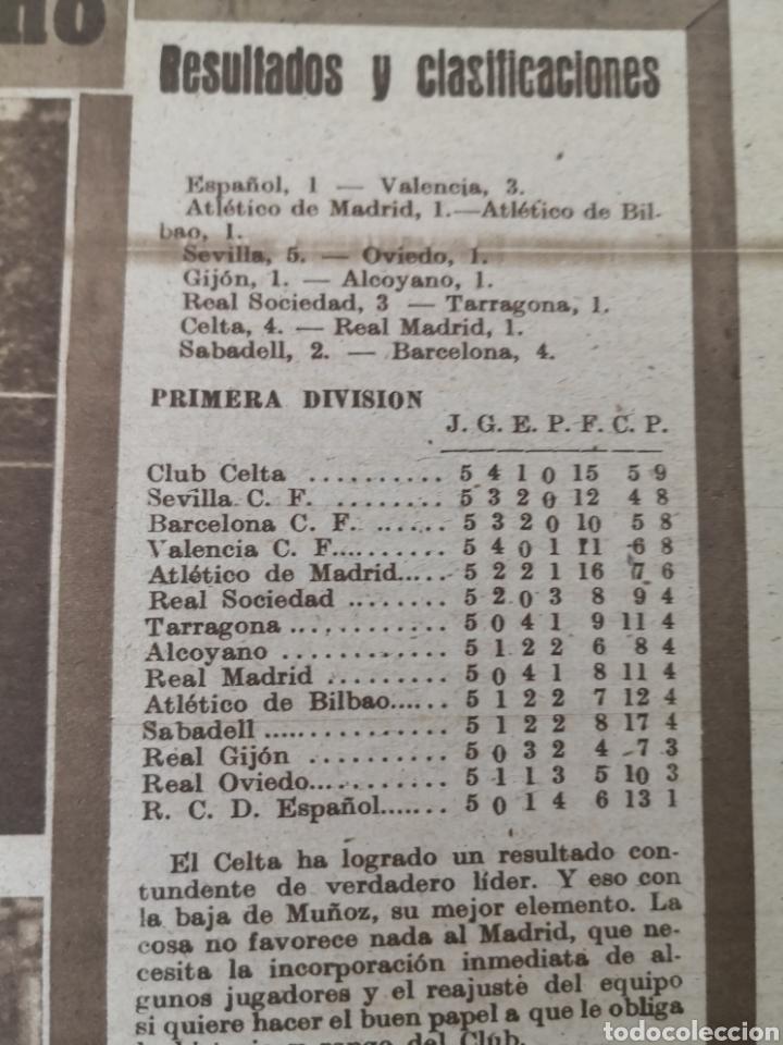 Coleccionismo deportivo: 1947 - DIARIO MARCA, SEMANARIO GRÁFICO DEPORTES N° 256. ATLÉTICO DE MADRID. ZARRA - Foto 8 - 257784050