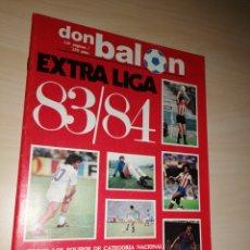 Coleccionismo deportivo: DON BALÓN EXTRA LIGA 83/84. Lote 257895465