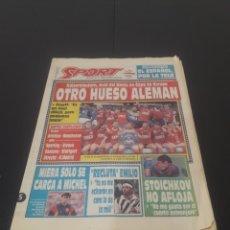 Collezionismo sportivo: SPORT N° 4273. 5 DE OCTUBRE 1991.. Lote 258515450