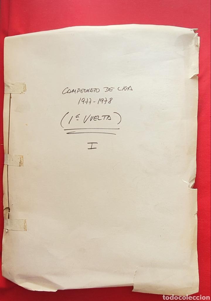 LOTE 19 PERIODICOS ANTIGUOS DE LA MARCA AÑOS 1977 (Coleccionismo Deportivo - Revistas y Periódicos - Marca)