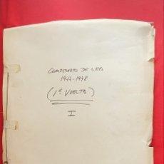 Colecionismo desportivo: LOTE 19 PERIODICOS ANTIGUOS DE LA MARCA AÑOS 1977. Lote 259851985