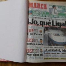 Colecionismo desportivo: DIARIO MARCA MES DE SEPTIEMBRE 1994 - AÑO. Lote 260684990