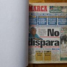 Colecionismo desportivo: DIARIO MARCA MES DE OCTUBRE 1994 - AÑO. Lote 260685305