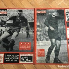Coleccionismo deportivo: VIDA DEPORTIVA # 1001 1003 COPA FERIAS INTER-CITIES FAIRS CUP 1964 1965 CELTIC GLASGOW BARCELONA. Lote 261201145