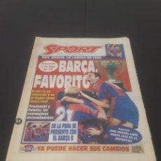 Coleccionismo deportivo: SPORT N° 5683. 31 DE AGOSTO 1995.. Lote 261350425