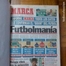 Colecionismo desportivo: DIARIO MARCA MES DE DICIEMBRE 1994 - AÑO. Lote 261355485