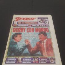 Coleccionismo deportivo: SPORT N° 5490. 18 DE FEBRERO 1995.. Lote 261358920