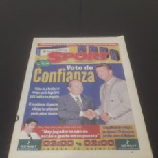 Coleccionismo deportivo: SPORT N° 6463. 25 DE OCTUBRE 1997.. Lote 261518295