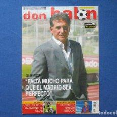Coleccionismo deportivo: DON BALÓN N.º 1461 - 2003 NO INCLUYE PÓSTER CENTRAL. Lote 261555930