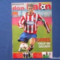 Coleccionismo deportivo: DON BALÓN N.º 1464 - 2003 NO INCLUYE PÓSTER CENTRAL. Lote 261556245