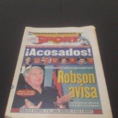 Coleccionismo deportivo: SPORT N° 6248. 23 DE MARZO 1997.. Lote 261564510