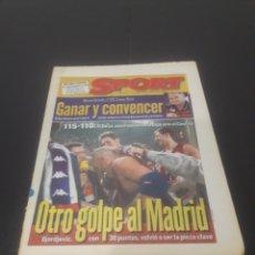 Coleccionismo deportivo: SPORT N° 6199. 2 DE FEBRERO 1997.. Lote 261633495