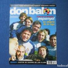 Coleccionismo deportivo: DON BALÓN N.º 1527 - 2005 NO INCLUYE PÓSTER CENTRAL. Lote 261673945