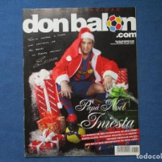 Coleccionismo deportivo: DON BALÓN N.º 1782 - 2009. Lote 261675105