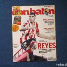 Coleccionismo deportivo: DON BALÓN N.º 1821 - 2010. Lote 261675685