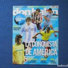 Coleccionismo deportivo: DON BALÓN N.º 1862 - 2011. Lote 261677355