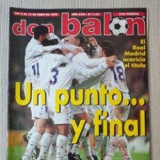 Coleccionismo deportivo: DON BALÓN Nº 1130 - AÑO 1997. POSTER MÉRIDA. Lote 261787430