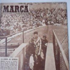 Coleccionismo deportivo: MARCA. SEMANARIO GRÁFICO DE LOS DEPORTES NÚMERO 788. 7DE ENERO DE 1958. Lote 261994215