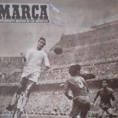 Coleccionismo deportivo: MARCA. SUPLEMENTO GRÁFICO DE LOS DEPORTES. NÚMERO 791. 28 DE ENERO DE 1958. Lote 261995575