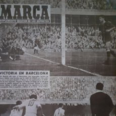 Coleccionismo deportivo: MARCA. SUPLEMENTO GRÁFICO DE LOS DEPORTES NÚMERO 792. 4 DE FEBRERO DE 1958. Lote 261996000