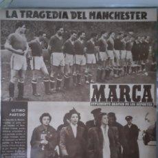 Coleccionismo deportivo: MARCA SUPLEMENTO GRÁFICO DE LOS DEPORTES NÚMERO 793. 11 DE FEBRERO DE 1958. Lote 261996375