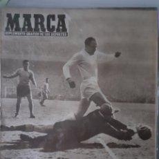 Coleccionismo deportivo: MARCA SUPLEMENTO GRÁFICO DE LOS DEPORTES. NÚMERO 794. 18 DE FEBRERO DE 1958. Lote 261996960