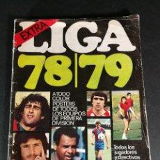 Coleccionismo deportivo: EXTRA DON BALÓN LIGA 78 / 79. Lote 262523870