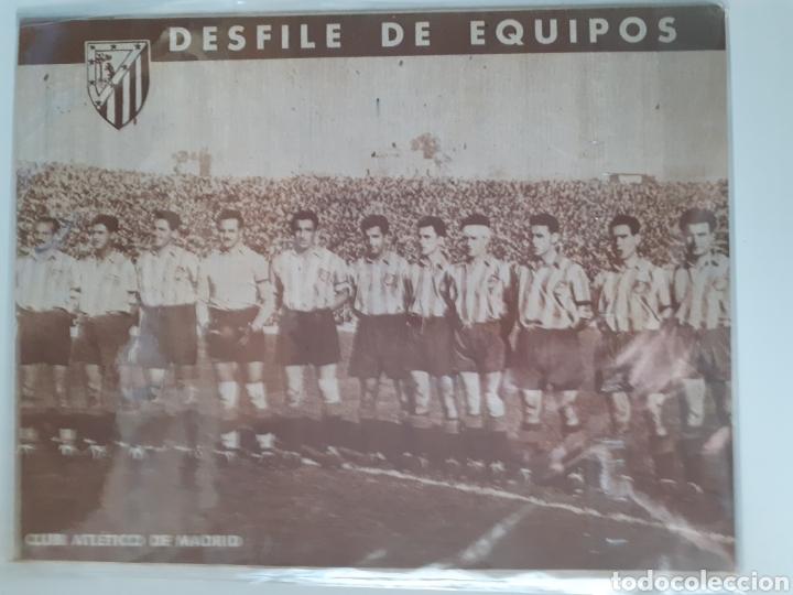 Coleccionismo deportivo: MARCA Semanario gráfico deportivo número 259 fecha 25 de noviembre de 1947 - Foto 2 - 263019340