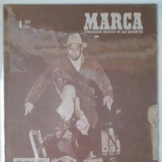 Coleccionismo deportivo: MARCA SEMANARIO GRÁFICO DEPORTIVO NÚMERO 260 FECHA 2 DE DICIEMBRE DE 1947. Lote 263019575