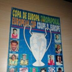 Coleccionismo deportivo: DON BALÓN - COPA DE EUROPA 95-96. Lote 263019925