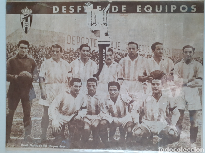 Coleccionismo deportivo: MARCA Semanario gráfico deportivo número 275 fecha 9 de marzo de 1948 - Foto 2 - 263020425