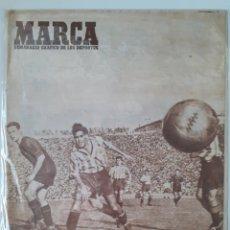 Coleccionismo deportivo: MARCA SEMANARIO GRÁFICO DEPORTIVO NÚMERO 275 FECHA 9 DE MARZO DE 1948. Lote 263020425