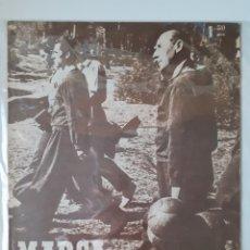 Coleccionismo deportivo: MARCA SEMANARIO GRÁFICO DEPORTIVO NÚMERO 276 FECHA 16 DE MARZO DE 1948. Lote 263020795