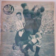 Coleccionismo deportivo: MARCA SEMANARIO GRÁFICO DEPORTIVO NÚMERO 26 FECHA 25 DE MAYO DE 1943. Lote 263153980