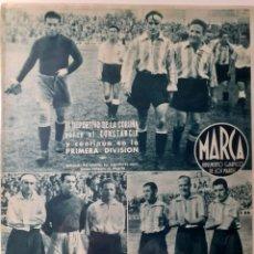 Coleccionismo deportivo: MARCA SEMANARIO GRÁFICO DEPORTIVO NÚMERO 73 FECHA 18 DE ABRIL DE 1944. Lote 263206255
