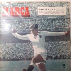 Collectionnisme sportif: MARCA SEMANARIO GRÁFICO DEPORTIVO NÚMERO 594 FECHA 20 ABRIL DE 1954. Lote 263591330