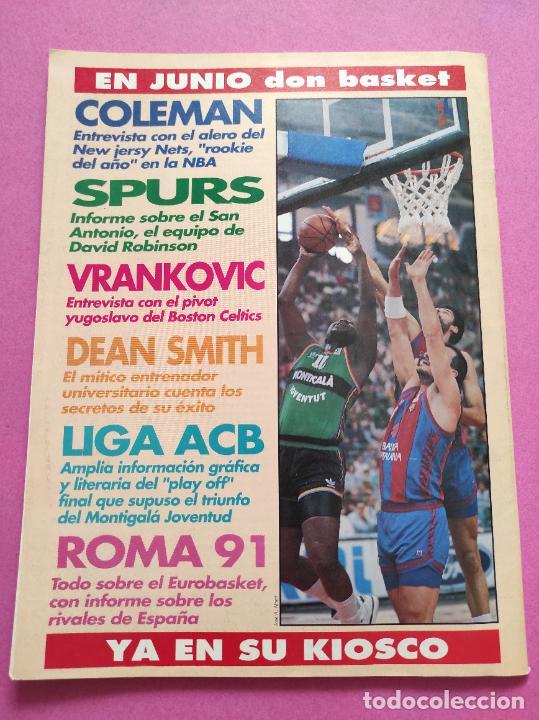 Coleccionismo deportivo: REVISTA DON BALON Nº 815 ESTRELLA ROJA CAMPEON COPA DE EUROPA 90/91 POSTER RED STAR WINNER 1990/1991 - Foto 3 - 264151984