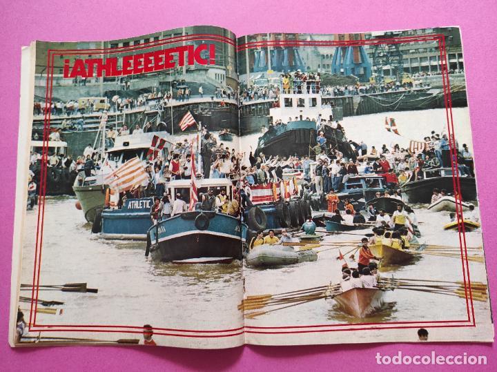 REVISTA DON BALON Nº 396 ATHLETIC CLUB BILBAO CAMPEON LIGA 82/83 TEMPORADA 1982-1983 POSTER GABARRA (Coleccionismo Deportivo - Revistas y Periódicos - Don Balón)