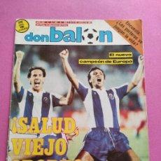 Coleccionismo deportivo: REVISTA DON BALON Nº 607 OPORTO CAMPEON COPA DE EUROPA 86/87 MADJER - WINNER 1986/1987 BAYERN MUNIC. Lote 264291112