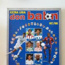 Coleccionismo deportivo: REVISTA DON BALÓN EXTRA LIGA 97 98 N° 37. 1997. 214 PÁGINAS. VER FOTOS.. Lote 266194773