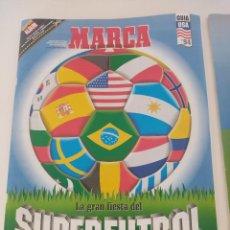 Collezionismo sportivo: MARCA. GUIA MUNDIAL USA 94. Lote 266552973
